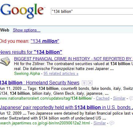 134billion