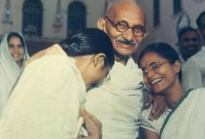 Gandhi loved the Young and Lovelies