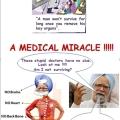 Manmohan Singh the Medical Miracle