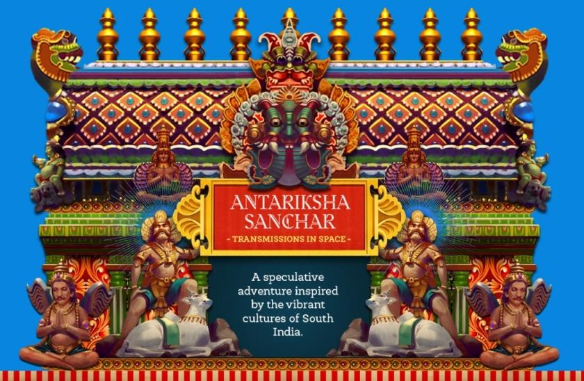 Antariksha Sanchar antariksha.in