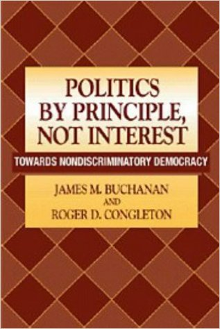 Politics by Principle, not Interest