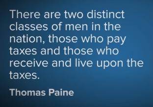 Paine taxes