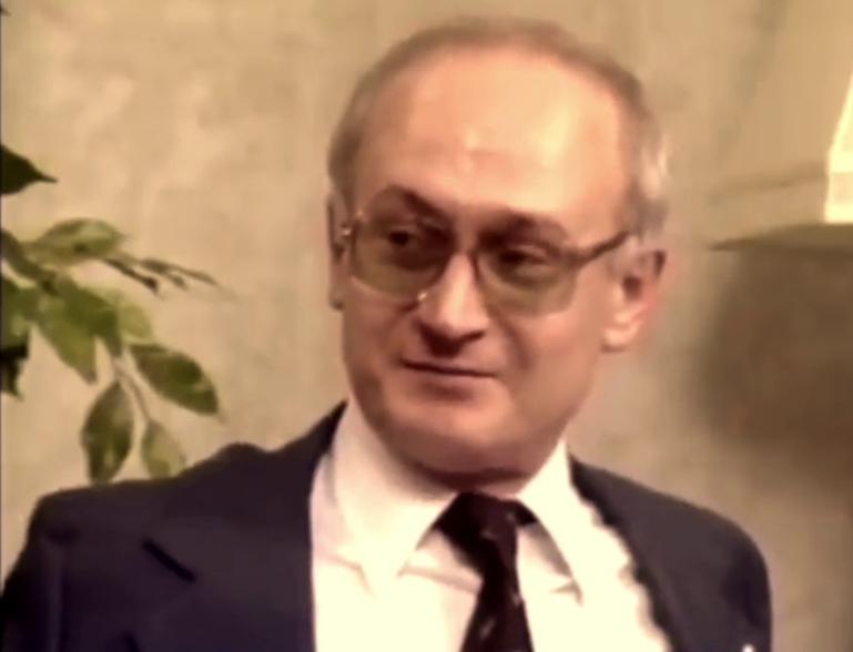 Yuri Bezmenov 2
